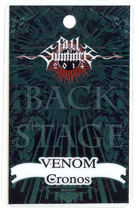 venom rare tour pass