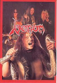 venom possessed 1985