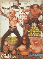 venom metal magazine