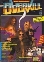 Venom overkill magazine