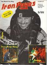 venom iron pages magazine