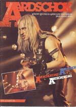 venom aardschok magazine