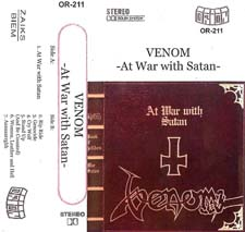 Venom Tapes Collection