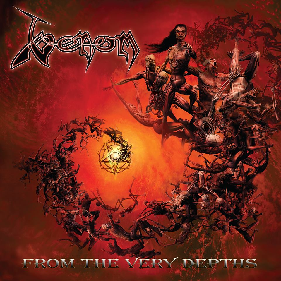 venom from the very depths album review