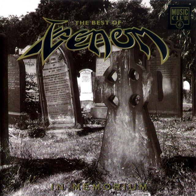 venom black metal in memorium