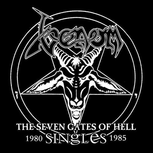 venom the seven gates of hell singles album vinyl