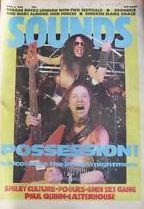 venom sounds magazine