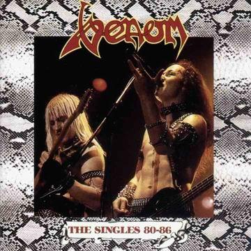 venom the singles 80-86