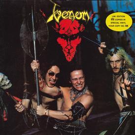 venom hammersmith bootleg 1984 vinyl