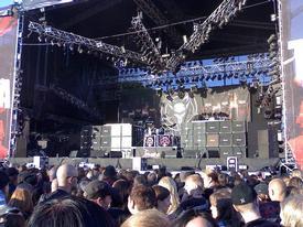 venom tuska festival 2006
