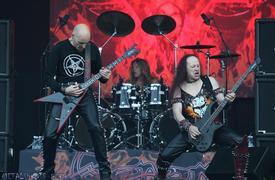 venom black metal nummirock 2010 picture