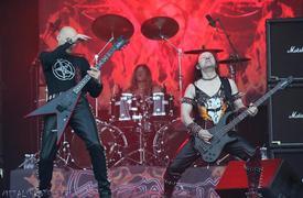 venom black metal nummirock 2010