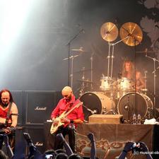 ROCK HARD FESTIVAL 2015 Venom Gelsenkirchen