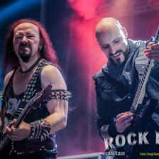 Review Rock Fest Barcelona Venom 2015 setlist picture