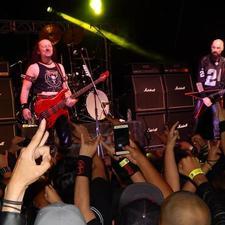 Venom Mexico 2016 concert monterrey mexico metal fest