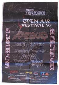 venom athen 1997 poster