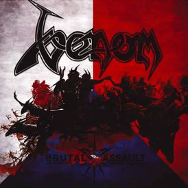 Venom live at brutal assault 2014 rare vinyl bootleg