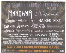 venom black metal getaway poster