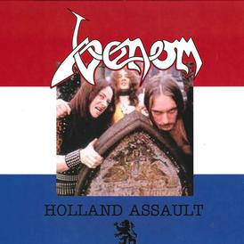 Venom Holland assault vinyl bootleg