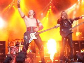 Venom swedenrock festival 2006
