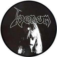 venom warhead picture disc