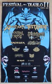 venom festival del diablo 2015