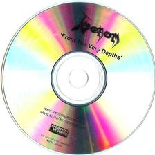 Venom From The Very Depths Album promo