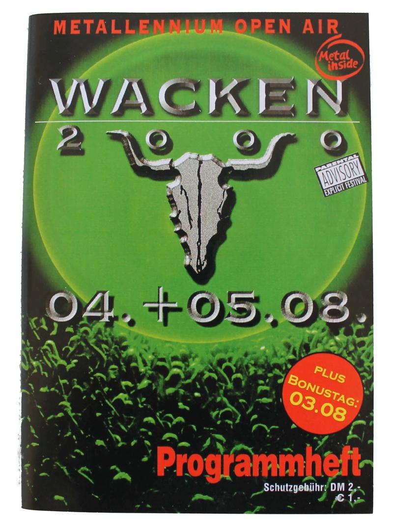 Venom Wacken 2000 Box set bootleg vinyl