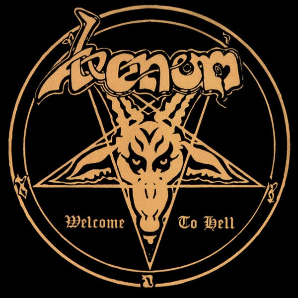 venom black metal vinyl collection