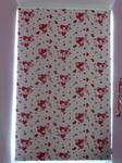 Roman Blinds own fabric