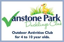vanstone park garden centre ducklings club