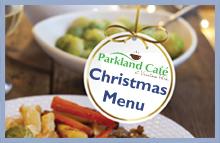 vanstone park garden centre christmas menu