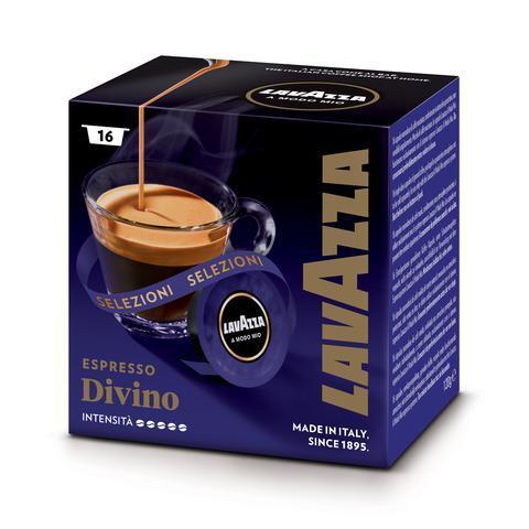 Lavazza A Modo Mio Divino -120 capsules- FREE UK DELIVERY