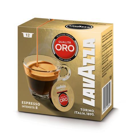Lavazza A Modo Mio Oro coffee -120 capsules- FREE UK DELIVERY