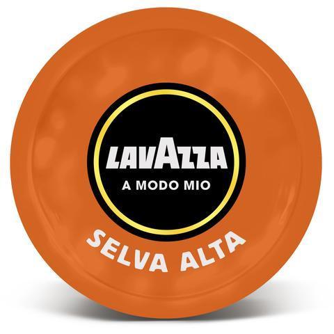 Lavazza A Modo Mio Selva Alta -120 capsules- FREE UK DELIVERY