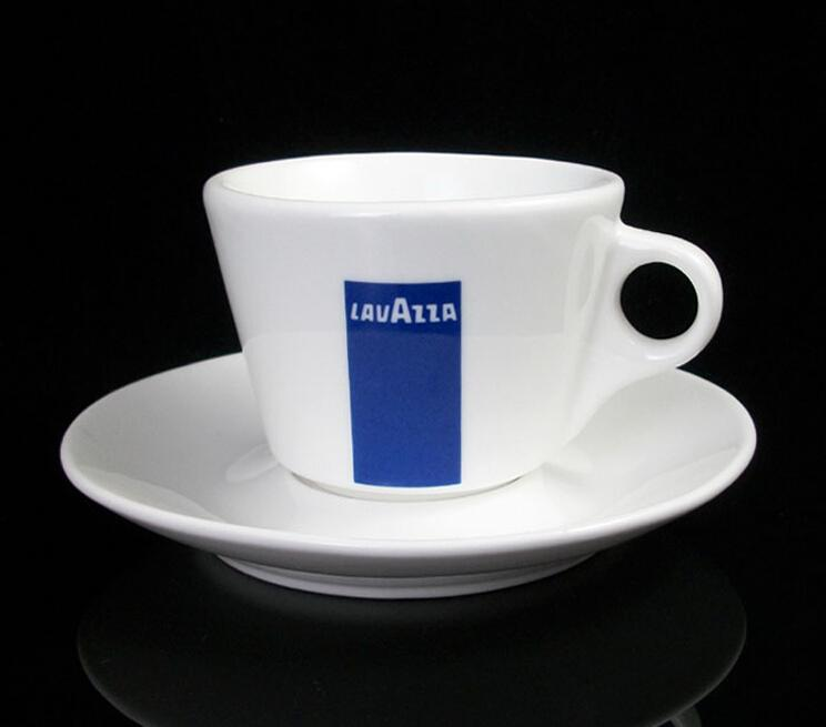 Lavazza Ancap China cups - Saucers - Cappuccino Size - FREE DELIVERY WITHIN THE UK ONLY