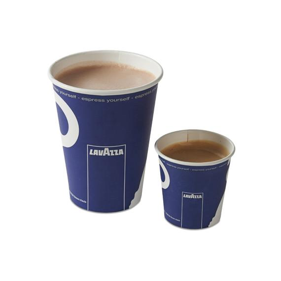 Lavazza T-A paper cups 8oz - Cappuccino Size- FREE DELIVERY WITHIN THE UK ONLY