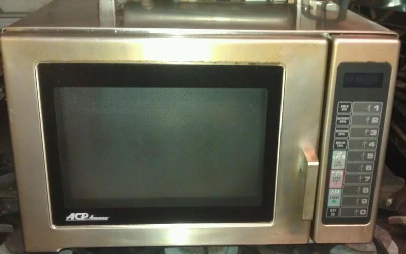 Amana 1800W microwave