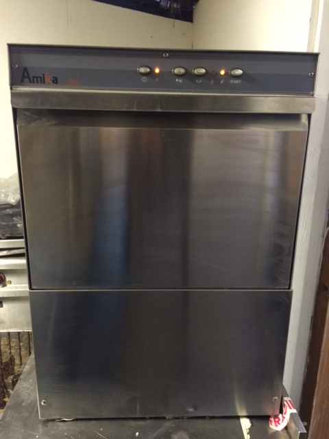 Amika 6XL front loading dishwasher