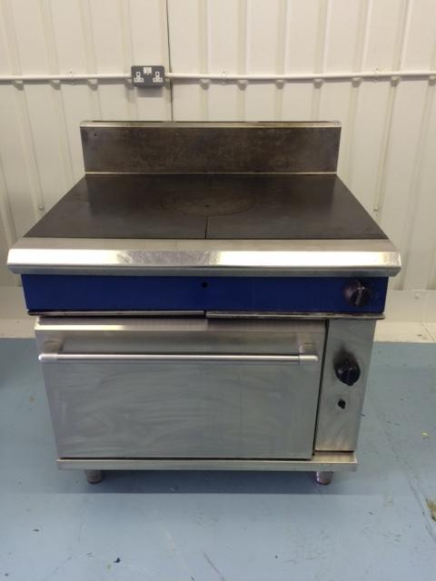 Blue Seal Gas Solid Top