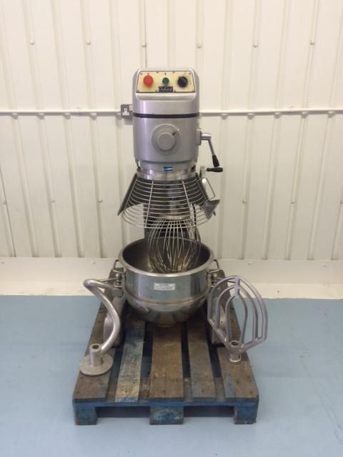 ChefQuip SP40HI 40q planetary mixer