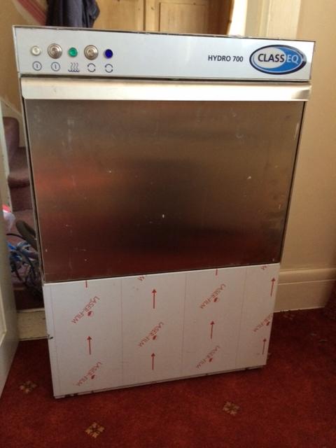Classeq Hydro 700 dishwasher