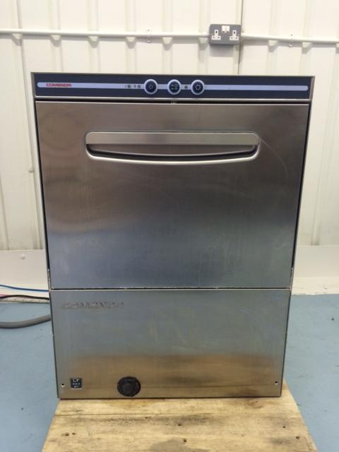Comenda LF 342 BT front loading dishwasher