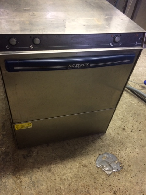 DC SG50A glass washer