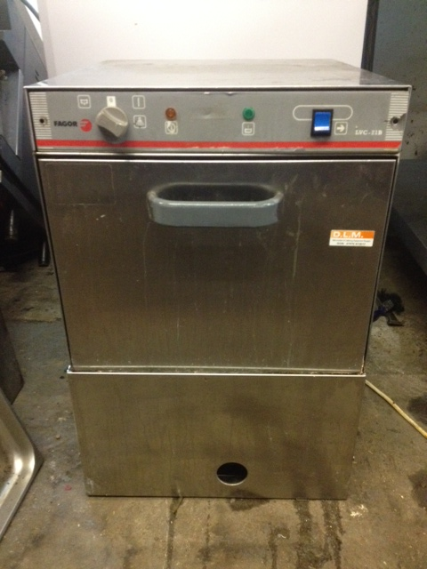 Fagor glasswasher