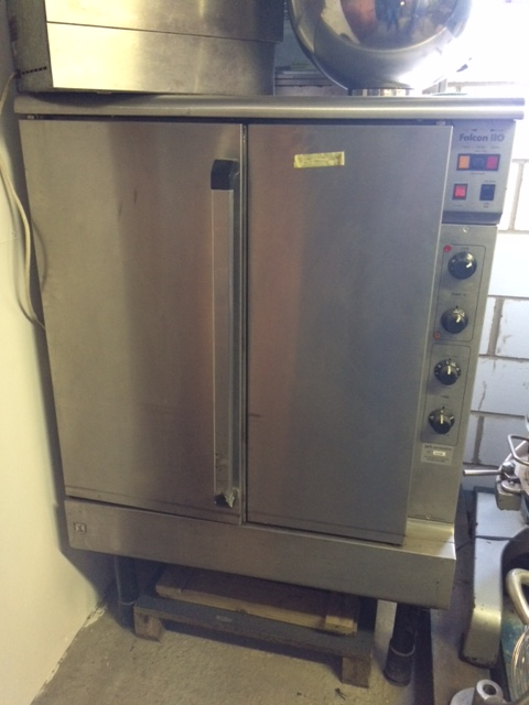 Falcon 110 large electric convection oven