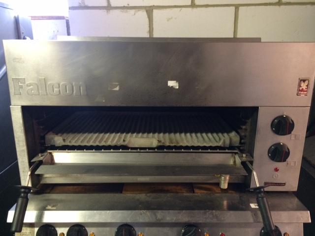 Falcon E2522 electric salamander grill