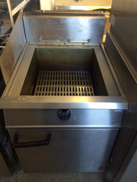 Falcon Dominat G2860 gas fryer