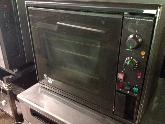 Falcon E7008 electric convection oven