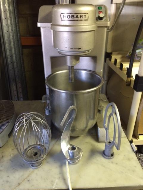 Hobart HSM 10 mixer